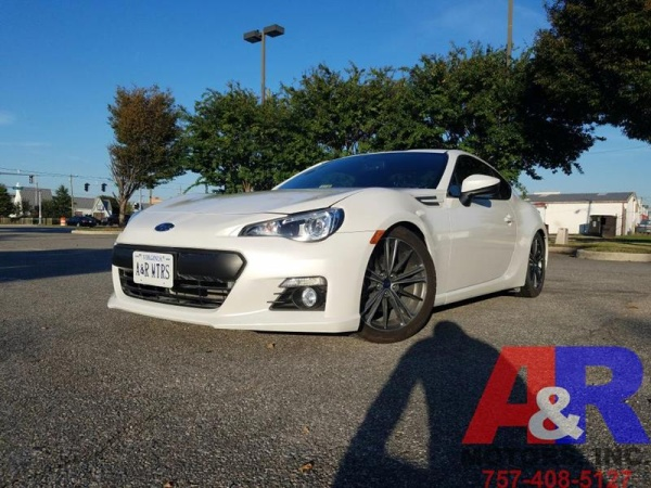 Used Brz For Sale >> Used Subaru Brz For Sale In Chesapeake Va 9 Cars From