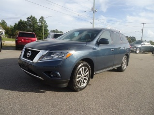Used 2014 Nissan Pathfinder SV 4WD For Sale In Fayetteville, NC