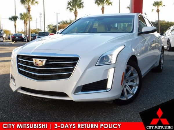 2015 Cadillac CTS Luxury