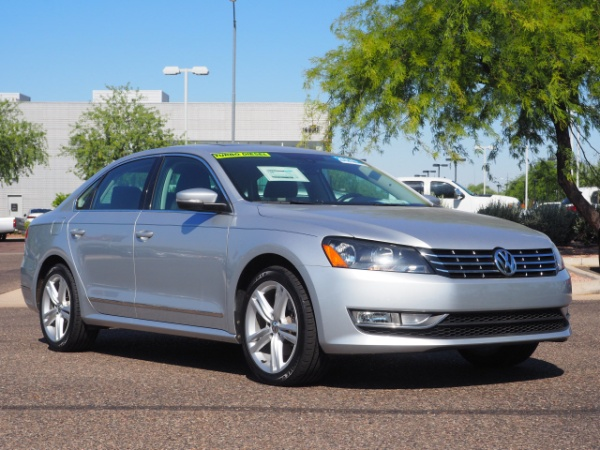 2014 Volkswagen Passat in Peoria, AZ