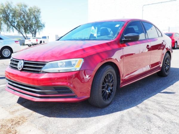2016 Volkswagen Jetta in Peoria, AZ