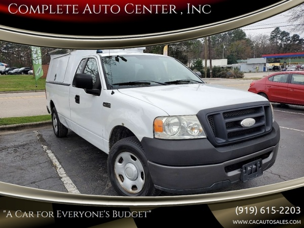 2008 Ford F-150 in Raleigh, NC