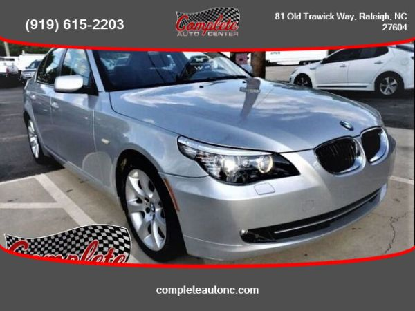 2009 BMW 5 Series in Raleigh, NC