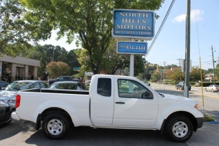 Used 2017 Nissan Frontier S King Cab 2WD Auto For Sale In Raleigh, NC
