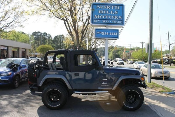 used jeep wrangler for sale in burlington nc u s news world report. Black Bedroom Furniture Sets. Home Design Ideas
