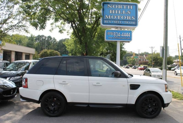 2008 Land Rover Range Rover Sport in Raleigh, NC