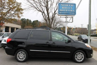 2008 Toyota Sienna Xle Limited 7 Penger Awd For In Raleigh Nc