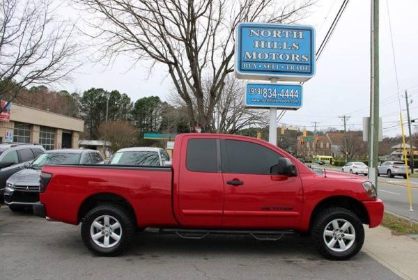 2010 Nissan Titan in Raleigh, NC