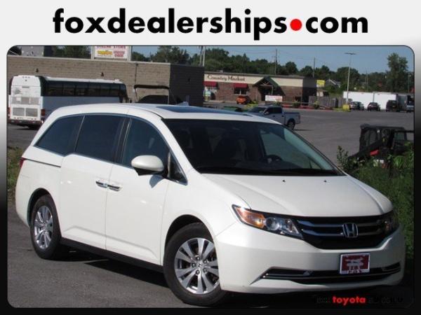 2015 Honda Odyssey in Auburn, NY