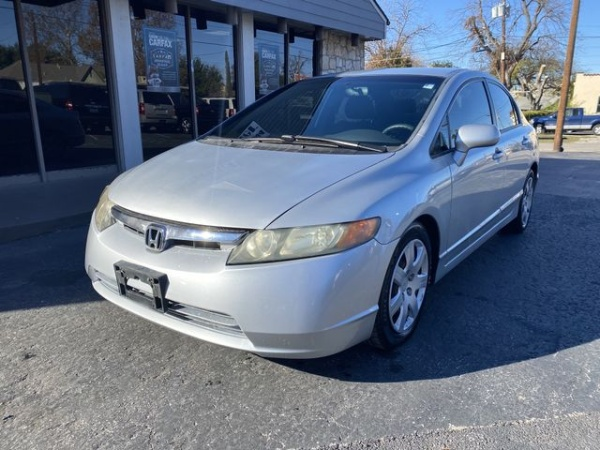 2007 Honda Civic in San Antonio, TX
