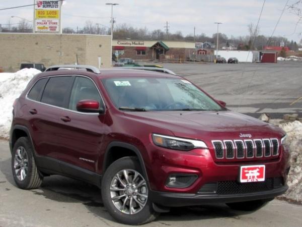 2020 Jeep Cherokee in Auburn, NY