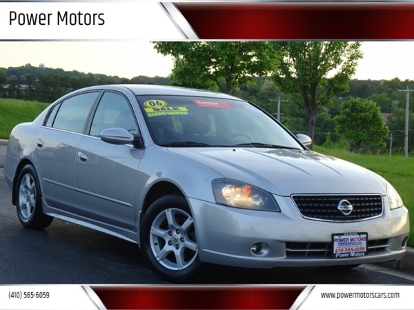 2006 Nissan Altima in Halethorpe, MD