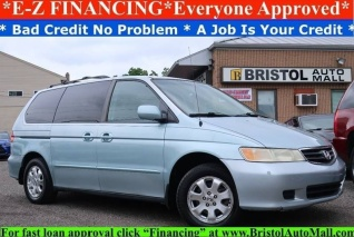 2002 Honda Odyssey Ex L With Leather For In Levittown Pa