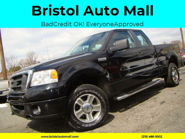 2008 Ford F-150 in Levittown, PA