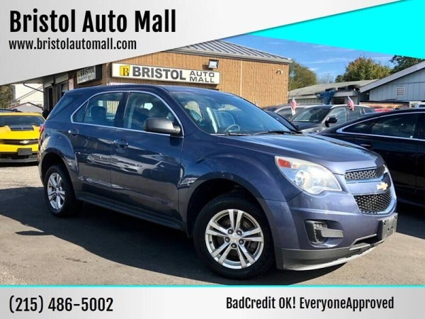 2013 Chevrolet Equinox in Levittown, PA