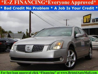 Used 2004 Nissan Maxima 3.5 SE Auto For Sale In Levittown, PA