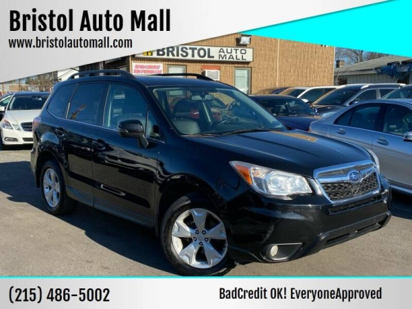 2014 Subaru Forester in Levittown, PA