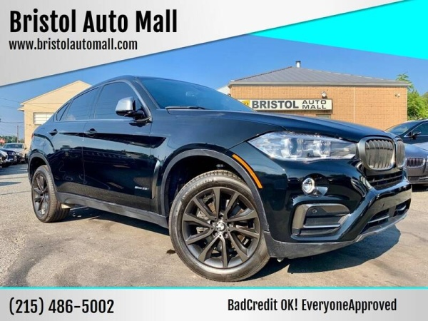 2018 BMW X6 in Levittown, PA