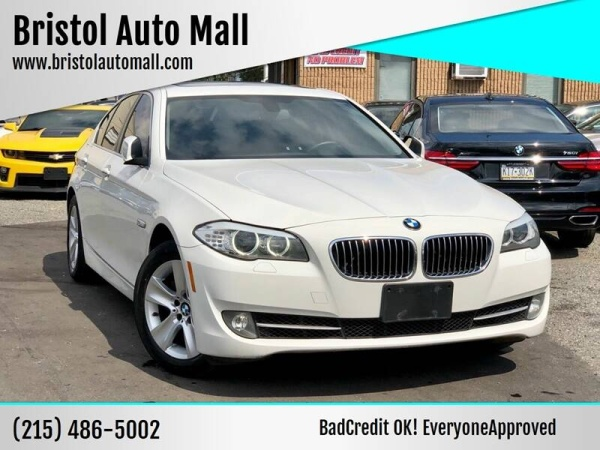 2013 BMW 5 Series in Levittown, PA
