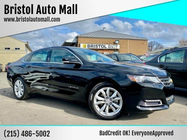 2019 Chevrolet Impala in Levittown, PA