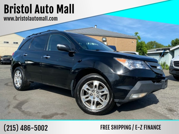 2009 Acura MDX in Levittown, PA