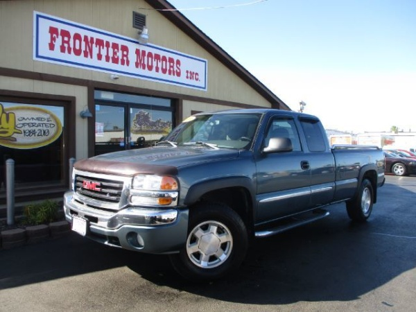 2006 GMC Sierra 1500 in Middleton, OH