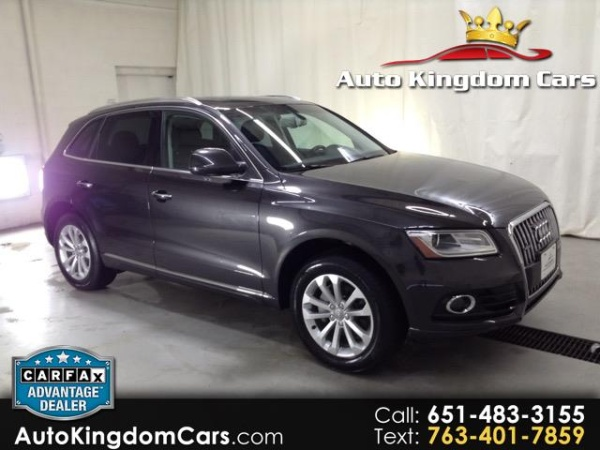 used audi q5 for sale in saint paul mn u s news. Black Bedroom Furniture Sets. Home Design Ideas