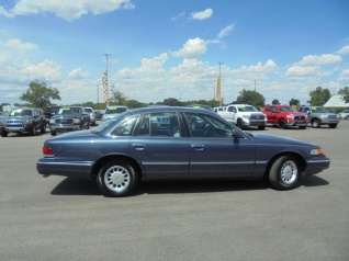 Ford Crown Victoria Lx Sedan For Sale In Belton Tx