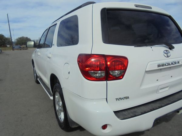 2008 Toyota Sequoia in Belton, TX