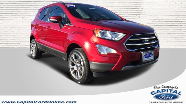 2018 Ford EcoSport in Carson City, NV