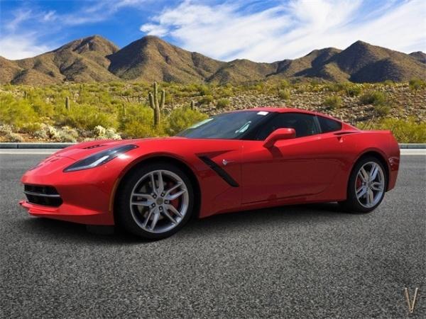 2019 Chevrolet Corvette in Scottsdale, AZ