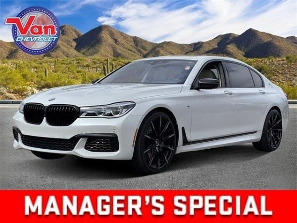 2018 BMW 7 Series in Scottsdale, AZ