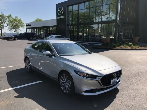 2019 Mazda Mazda3