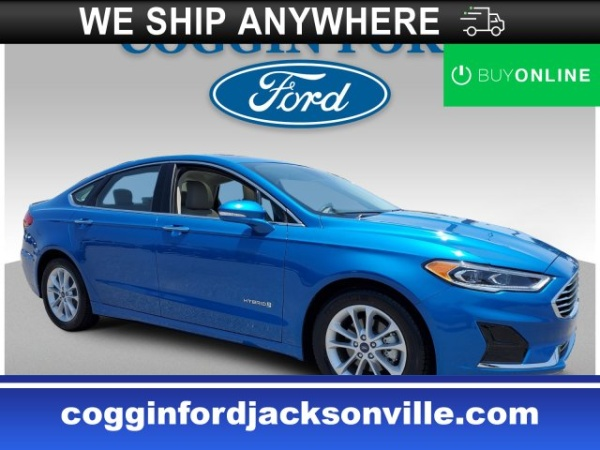 2019 Ford Fusion in Jacksonville, FL