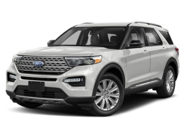 2020 Ford Explorer in Beverly, MA