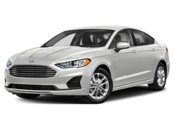2020 Ford Fusion in Beverly, MA