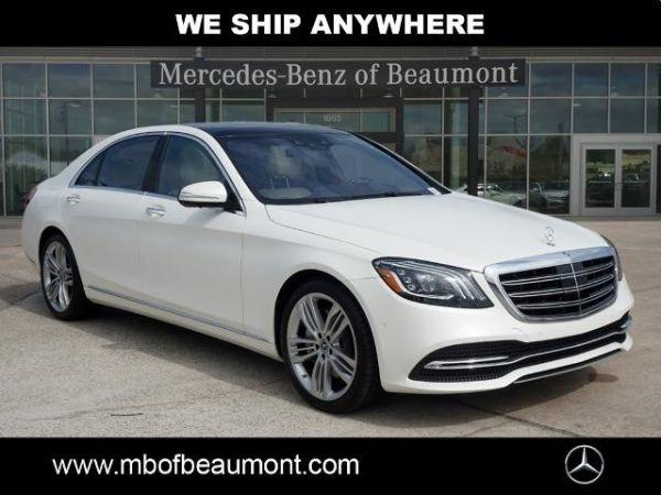 2020 Mercedes-Benz S-Class in Beaumont, TX
