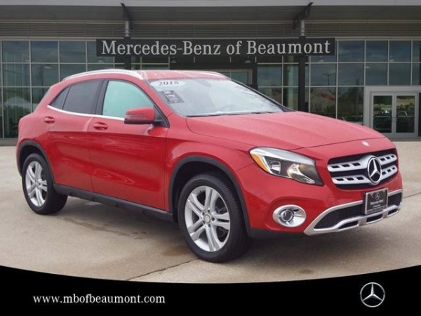 2018 Mercedes-Benz GLA in Beaumont, TX