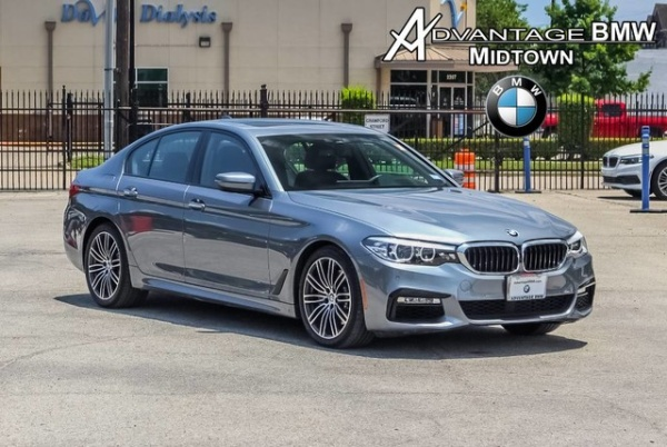 2018 BMW 5 Series in Houston, TX