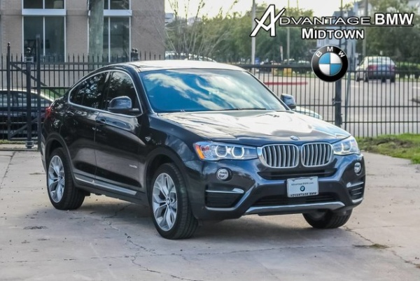2018 BMW X4 in Houston, TX