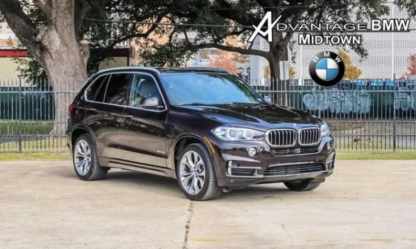 2018 BMW X5 in Houston, TX