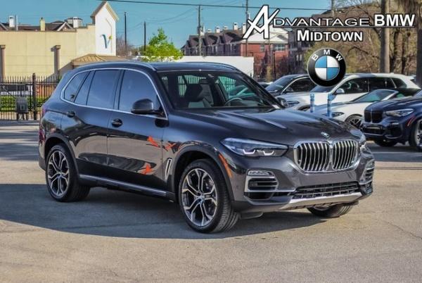 2020 BMW X5 in Houston, TX
