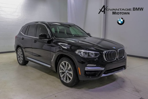 2019 BMW X3 in Houston, TX