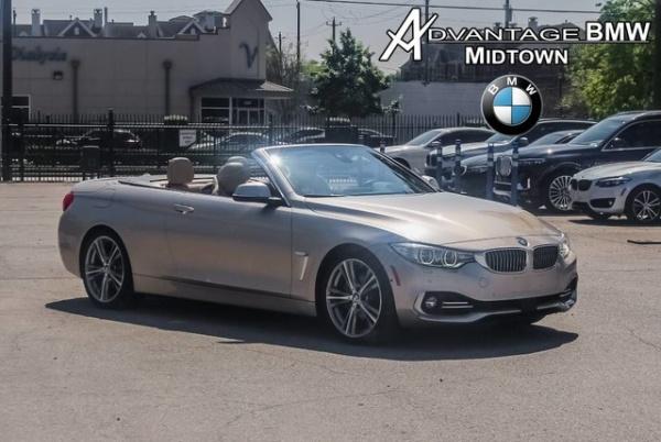 2017 BMW 4 Series in Houston, TX