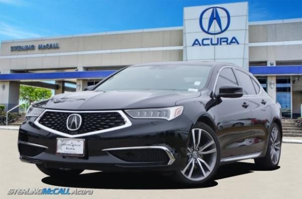 2019 Acura TLX in Houston, TX