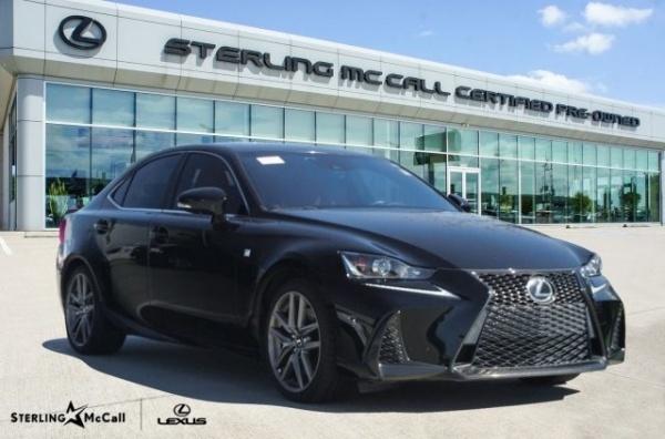 2017 Lexus IS in Houston, TX