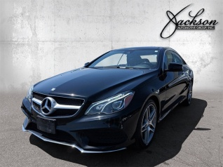 2017 Mercedes Benz E Cl 400 4matic Coupe For In Macon