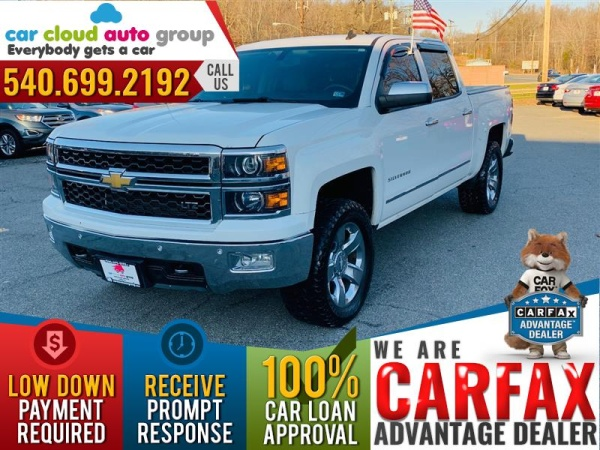 2014 Chevrolet Silverado 1500 in Stafford, VA