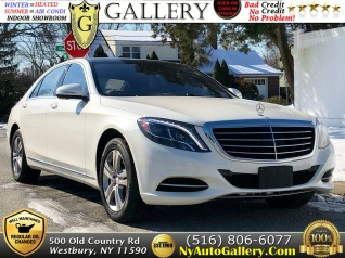 2017 Mercedes Benz S Cl 550 4matic Sedan For In Westbury