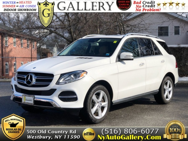 2017 Mercedes-Benz GLE GLE 350 4MATIC SUV For Sale in ...